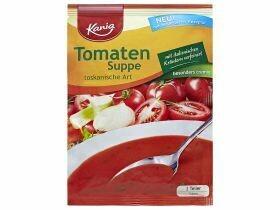 Soupe aux tomates Toscana 59g