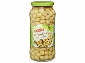 Pois chiches cuit 540g