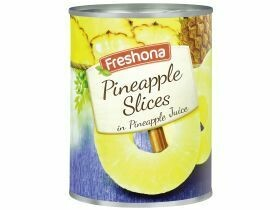 Tranches d'ananas 850ml
