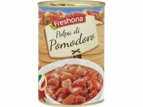 Tomates hachées 425ml