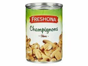 Champignons tranchés 314ml
