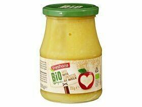 Sauce aux pommes bio 370ml