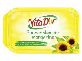 Margarine de tournesol 500g