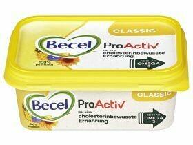 Margarine Becel 45% de matières grasses 250g
