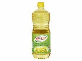 L'huile de colza 1L
