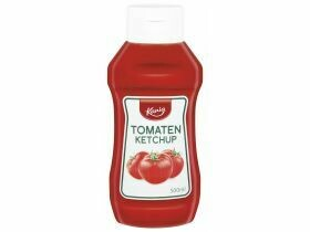 ketchup aux tomates divers types 500ml