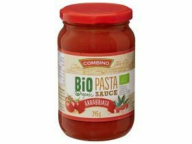 Sauce pour pâtes bio divers types 345g, 350g