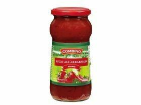 Sauce pour pâtes divers types 400ml