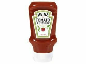 Ketchup aux tomates Heinz 400ml