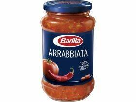 Sauce Barilla Arrabbiata 400g