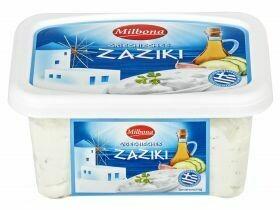 Zaziki grec à l'huile d'olive extra vierge 450g