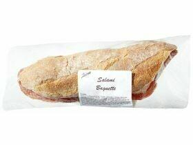 Baguette au salami 240g