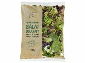 Salade bouquet premium 150g