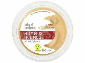 Hoummous épicé / naturel 200g