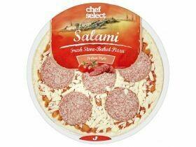 Pizza Salami / jambon 430g