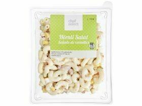 Salades de viandes fraîches divers types 300g, 400g