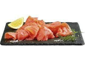 Saumon rouge du MSC fumé 100g