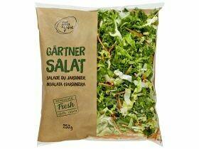 Salade du jardinier 250g