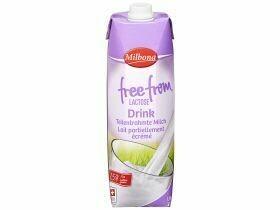 Boisson lactée sans lactose 1,5% UHT 1000ml