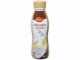 Crème au café UHT 500ml