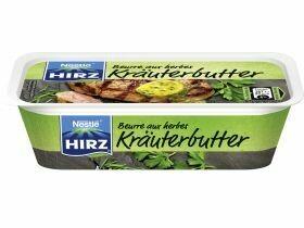 Beurre aux herbes Nestlé Hirz 100g