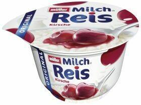 Riz au lait Müller 200g