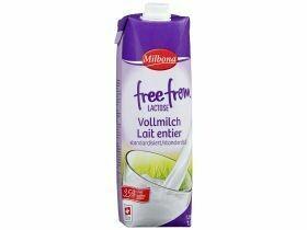 Lait entier sans lactose 3,5% UHT 1000ml