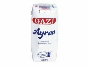 GAZI Ayran boisson au yogourt 330ml