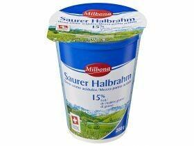 Crème fraîche 15% 200g