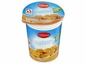 Yogurt Suisse Caramel résistant à la perforation 200g