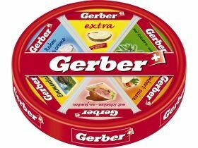 Fromage fondu Gerber 200g