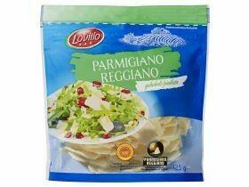 Parmigiano Reggiano DOP raboté 125g