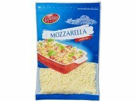 Mozzarella râpée 200g