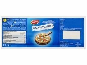 Pizza mozzarella 400g
