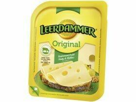 Tranches de fromage Leerdammer, original 225g