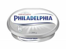 Fromage à la crème de Philadelphie Classique 200g