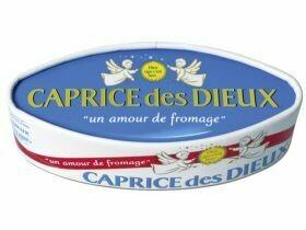 Caprice des Dieux Fromage à la crème française 200g