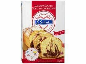 Mélange à gâteau prêt à l'emploi divers types 405g, 475g, 480g, 485g