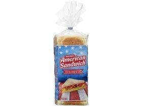 Toast américain Grand sandwich actif 750g