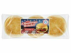 Rouleaux de hamburger / hot dog 250g, 500g