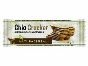 Cracker Naturacereal Chia 62g
