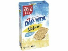 DAR-VIDA Cracker Nature Pack famille 375g
