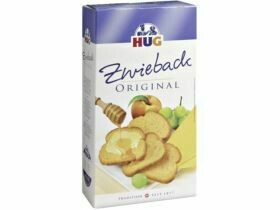 HUG Zwieback Original 250g