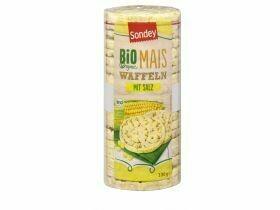 Gaufres bio riz / maïs 130g