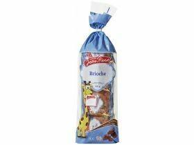 Rouleaux de brioche Lait et chocolat, 8 pièces 320g