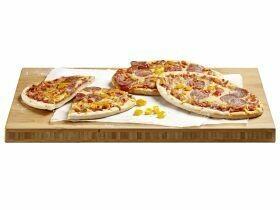 Pizza Salami 125g