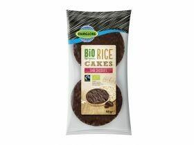 Gâteaux de riz bio Fairtrade divers types 95g