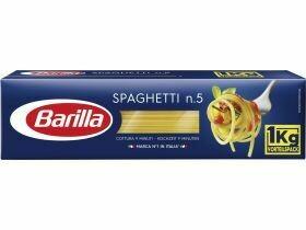 Barilla Spaghetti No. 5 1Kg