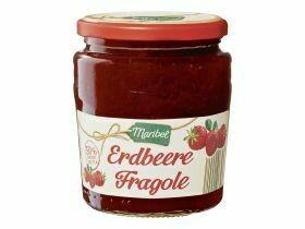 Confiture de fraise 50% de fruits 450g