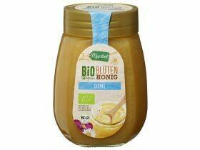 Miel bio crémeux / liquide 500g